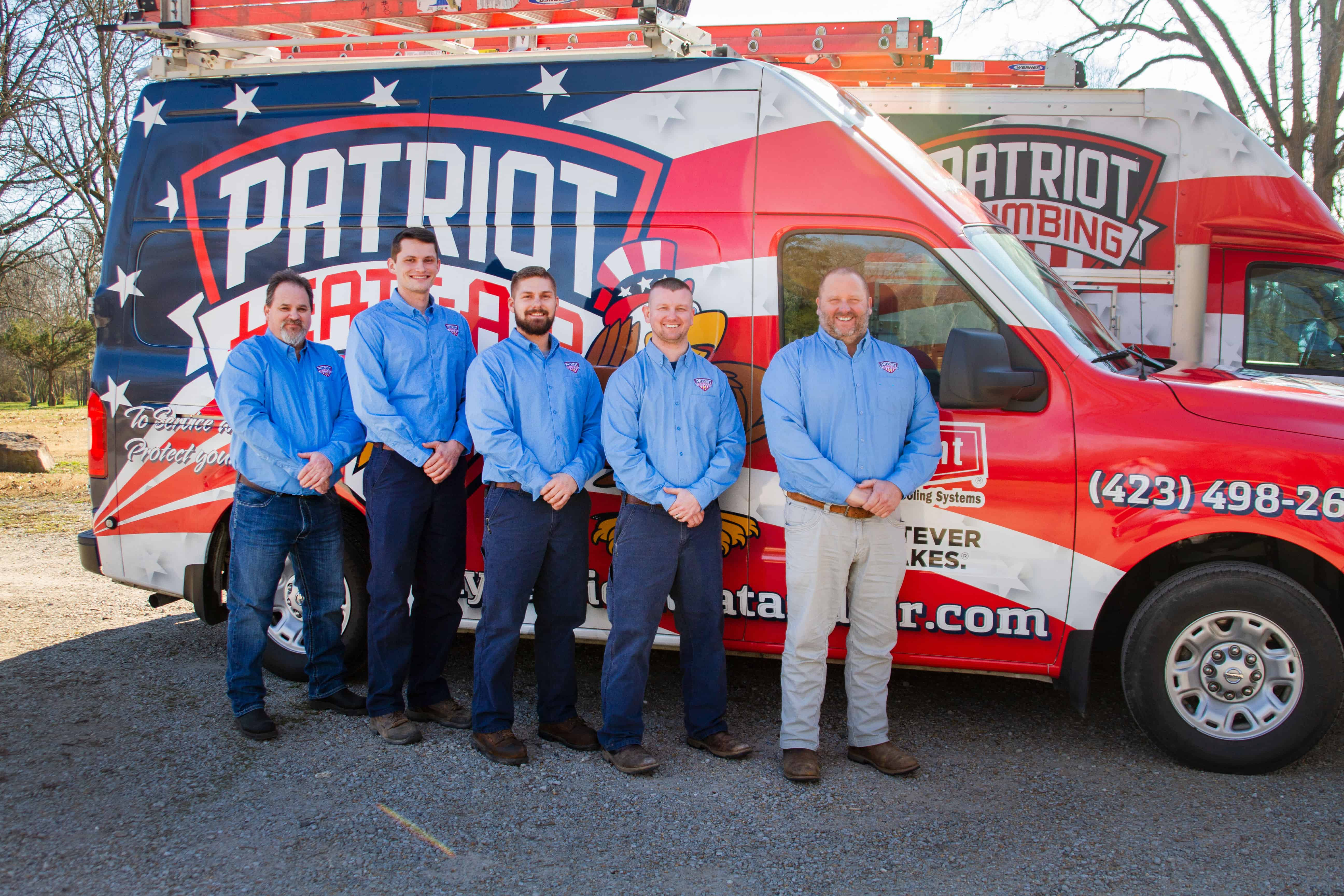 Plumber in Chattanooga, TN | Patriot Plumbing | Plumber in Cleveland, TN