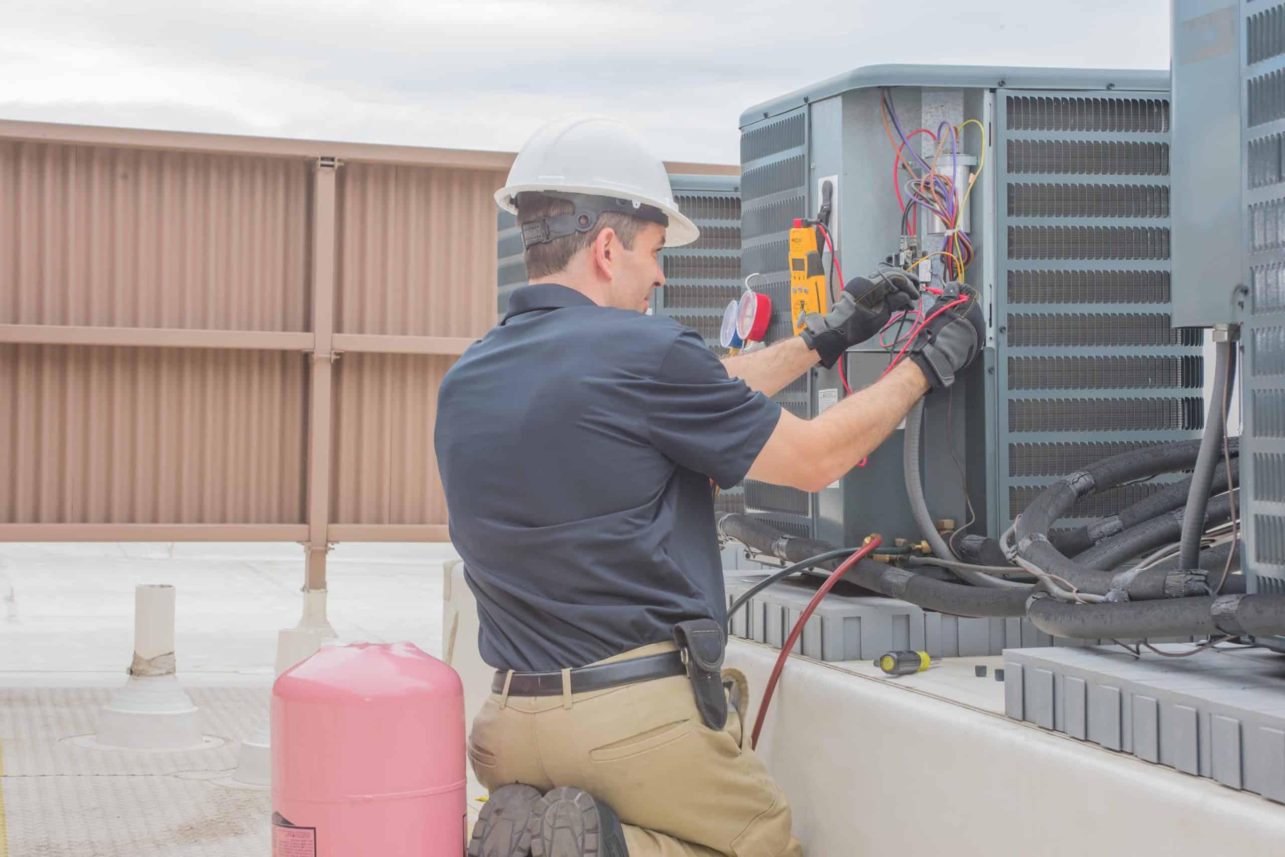Heat Pump Repair in Chattanooga HVAC Repair